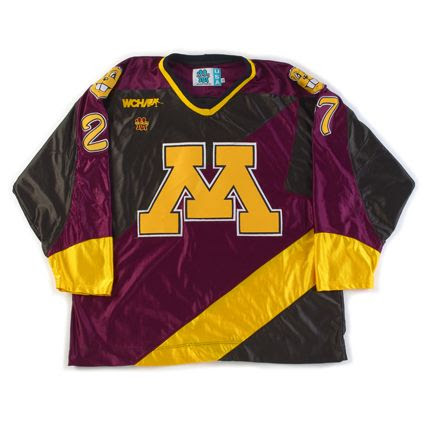 Minnesota Gophers 1997-98 jersey photo Minnesota Gophers 1997-98 F.jpg
