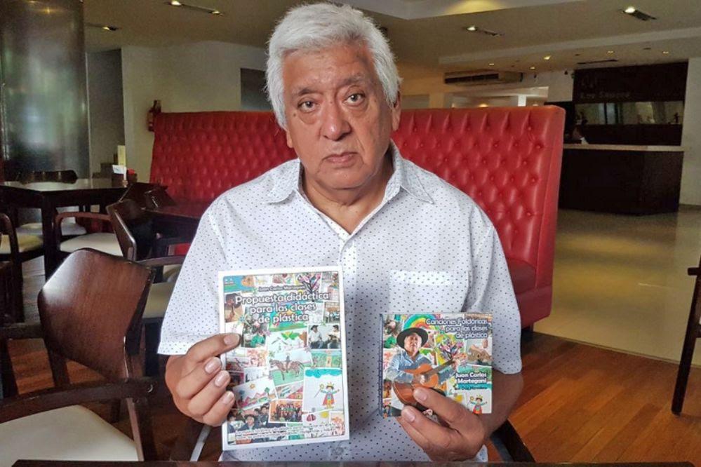Cosquín: Presentarán libro y CD educativo que fusiona de plástica y folklore para chicos