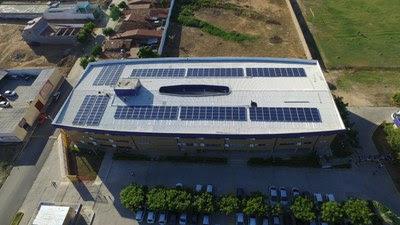 Em 2016 os geradores resultaram em economia de R$ 613 mil nas faturas de energia elétrica do IFRN (Foto: Divulgação).