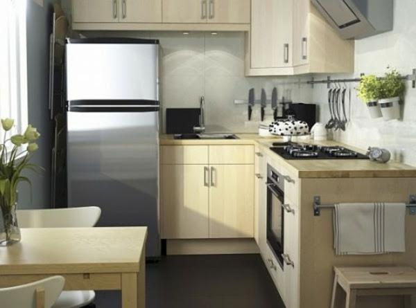 Kleine Küche Einrichten Ideen Westtech