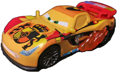 Lewis Hamilton Toy Cars 2