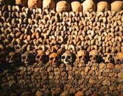 Catacombs di Parigi,  «l'ossario comunale»  della capitale francese