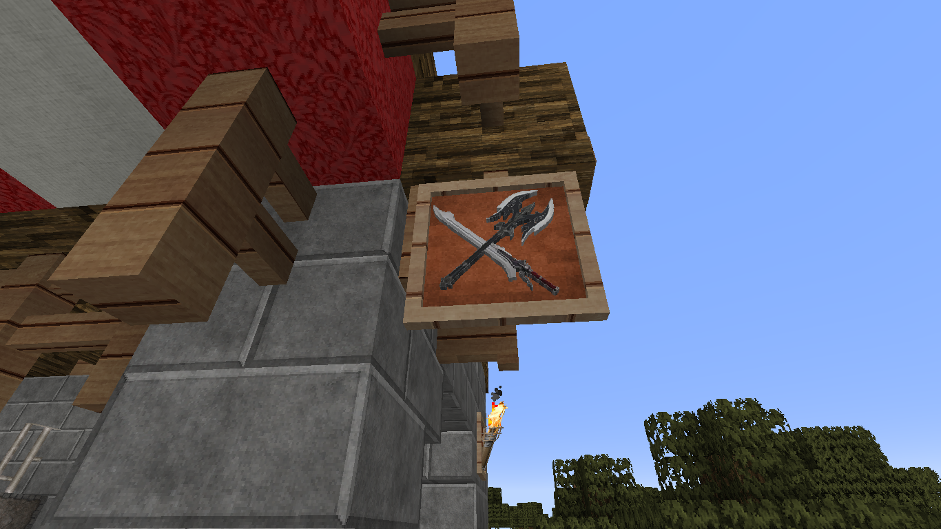 Double Item Frames Are Awesome Minecraft