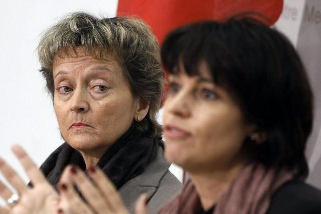 Eveline Widmer-Schlumpf ist in Verzug mit ihren Vorschlägen zur ökologischen Steuerreform: Mit Doris Leuthard informierte sie am 1. Dezember 2011 über die Energiestrategie 2050.