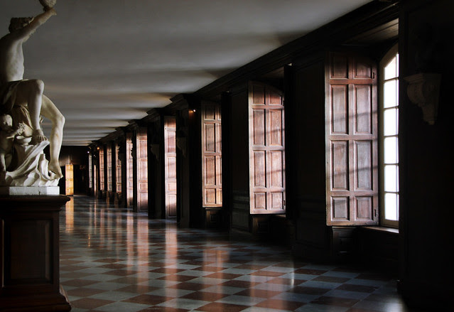 HamptonCourt Palace - William III's apartments