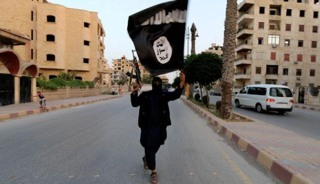 Μέλος του ISIS στη Συρία