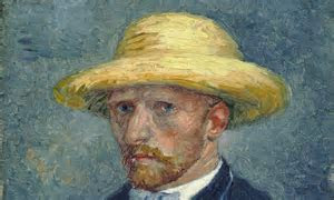 Van Gogh self portrait now believed to be only existing