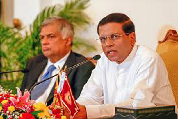 President Sirisena, Premier Wickremesinghe to make special announcements