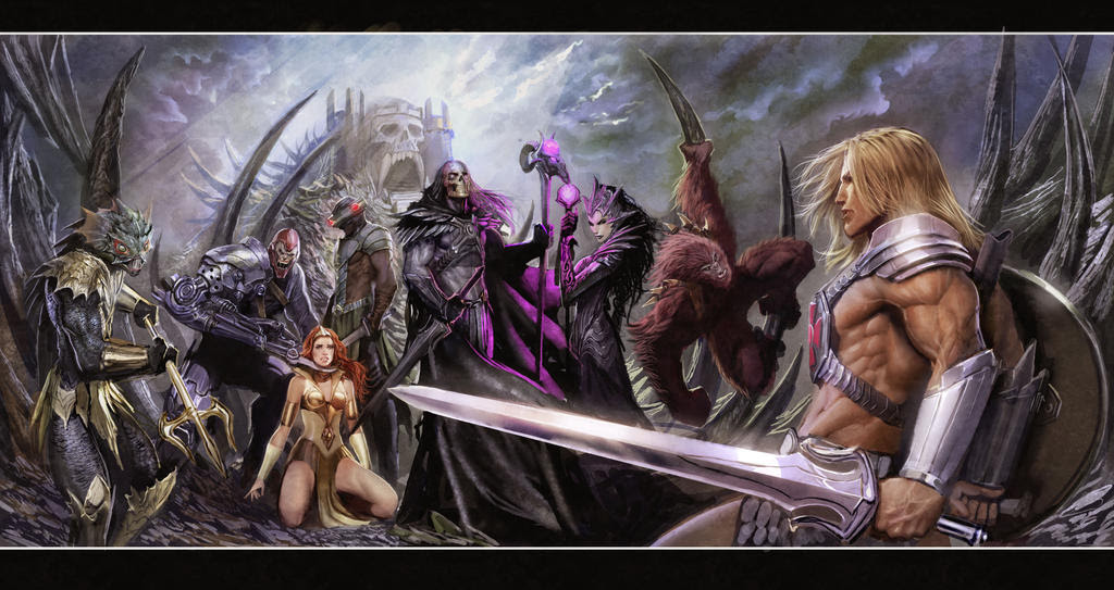 Masters Of The Universe Nebezial