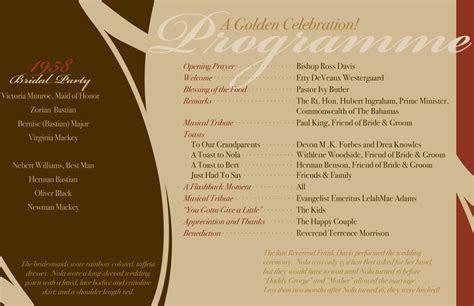 Modern 50th Wedding Anniversary Invitations   Wedding
