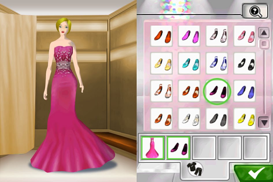 Fashion Fashion Games For Girls