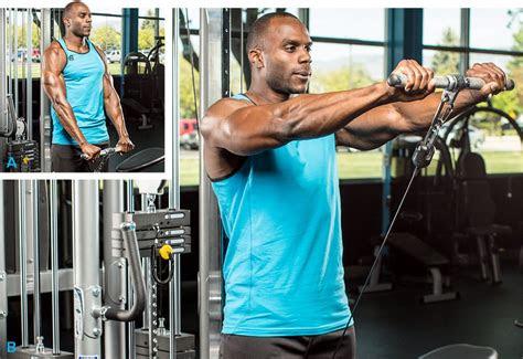 shoulder workouts  men    routines  bigger
