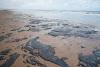 Marinha reforça limpeza de petróleo no Nordeste com mais um navio