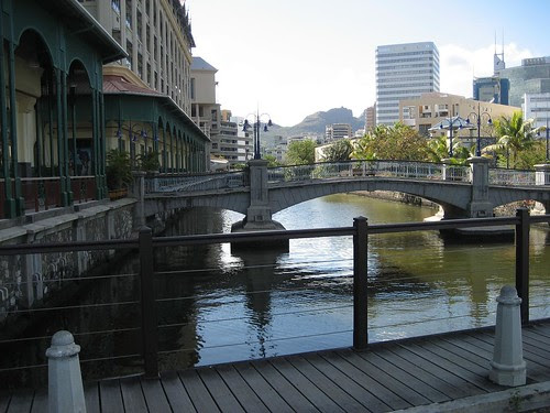 bridge Mauritius