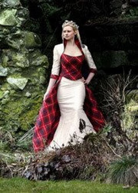 Scottish wedding dresses