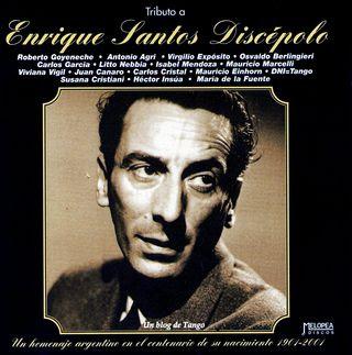 TANGO Discepolo CD