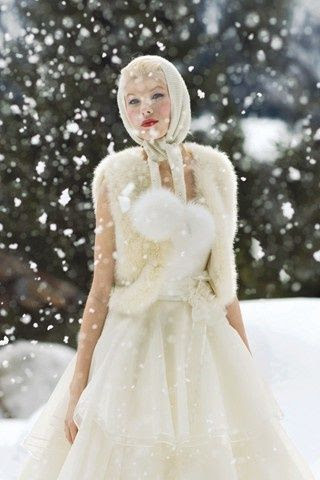 Winter wedding ~