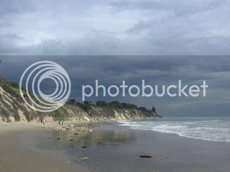 Arroyo Burro Beach in Southern California