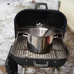 Cooking arrangements