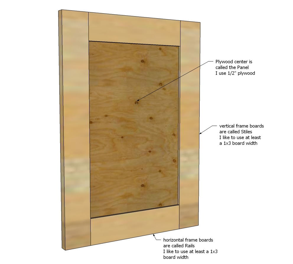 PDF Plans Wood Cabinet Door Plans Download large big green ...