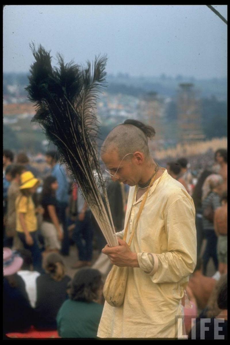 O festival de Woodstock em números e imagens 56