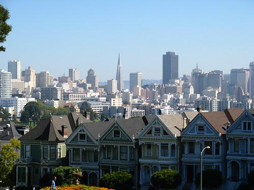 Vista de San Francisco
