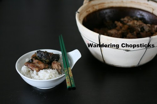 Sanbeiji (Chinese Three-Cup Chicken) 1