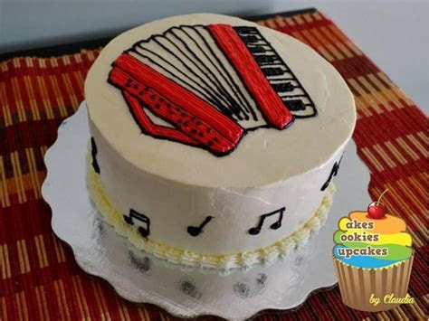 Accordion cake   MY CAKES & COOKIES   Pinterest   Cakes