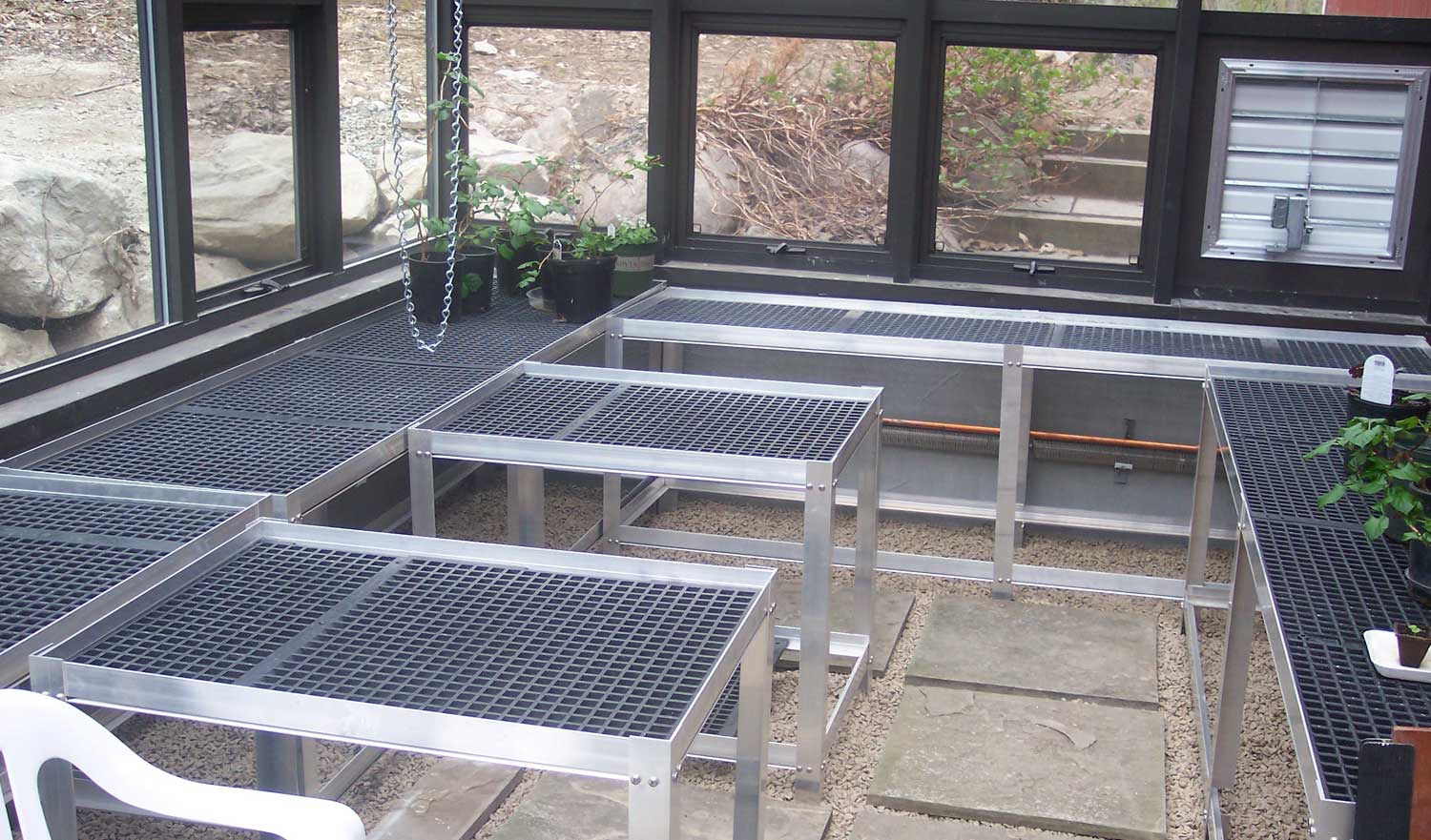 Advanced & Hobby Gardeners greenhouse, green house kit, orchid