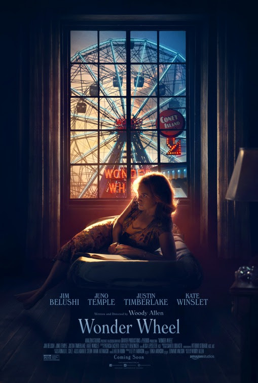 Resultado de imagem para movie poster wonder wheel impawards