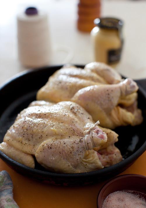Chicken Mustard 1