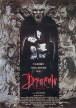 Locandina Dracula di Bram Stoker