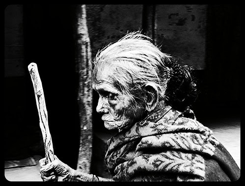 67 Years Of Independence And She Is Waiting For Change by firoze shakir photographerno1