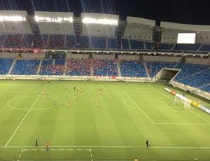 Arena das Dunas - TR (Foto: Klênyo Galvão/GloboEsporte.com)