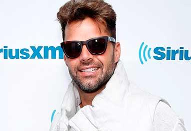 Ricky Martin está prestes a ser pai outra vez, diz tabloide - Getty Images