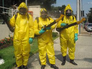 Rio decreta estado de alerta por causa da Dengue