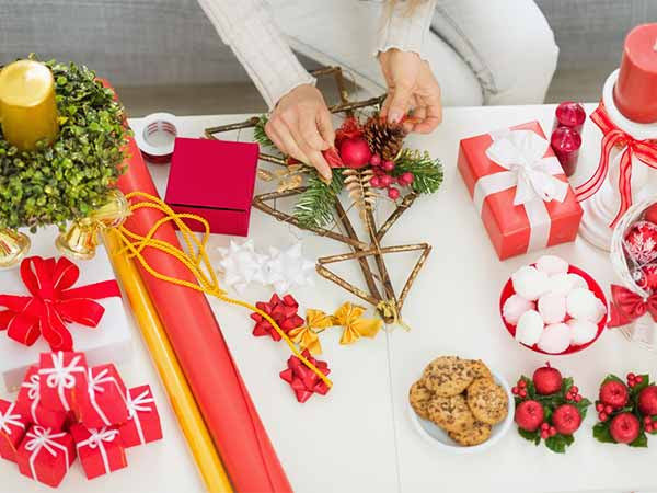 Handmade Christmas Decorations To Make At Home  Boldsky