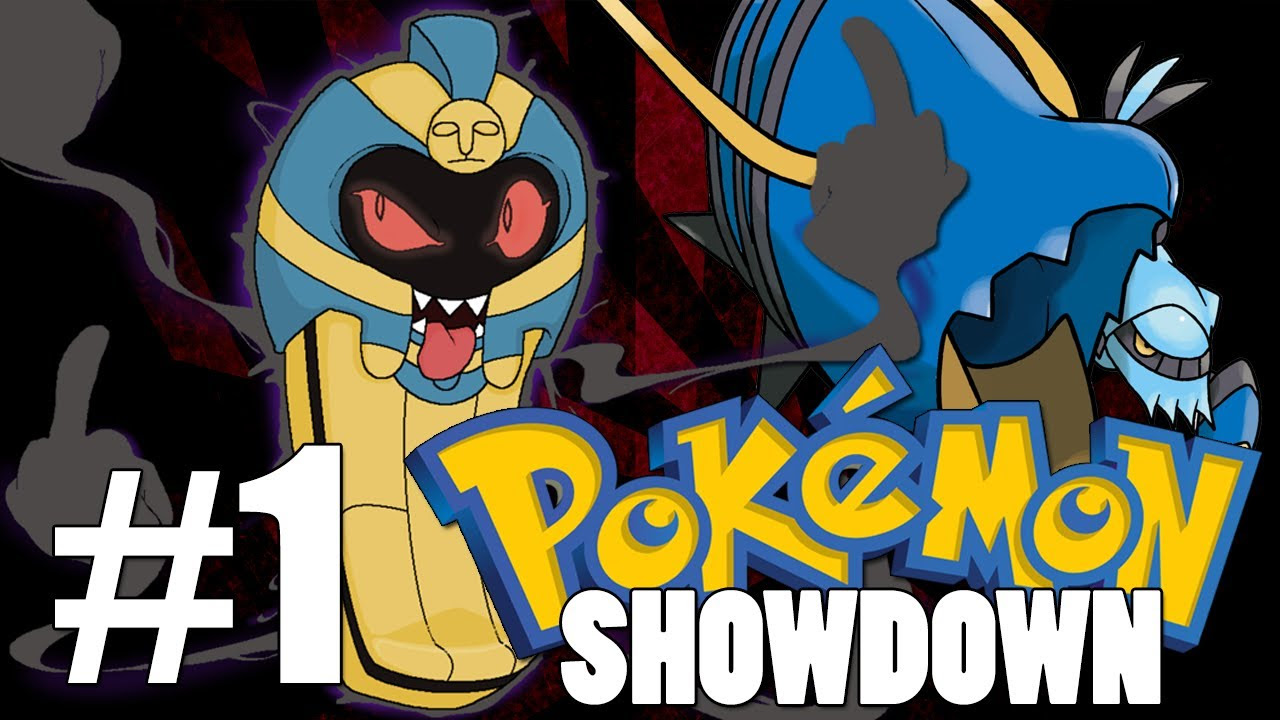 Cofagrigus Don\u002639;t Care 1 UU Pokemon Showdown Battle