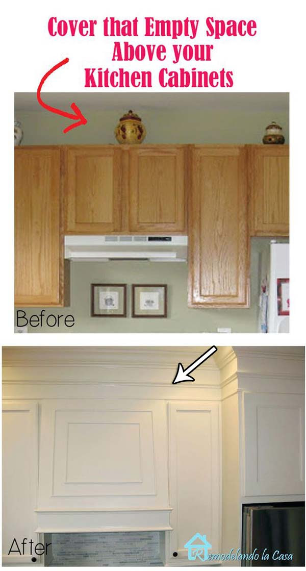 20 Inexpensive Ways to Dress Up Your Home with Molding ...