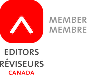 Editors' Association of Canada member, 2009-2017
