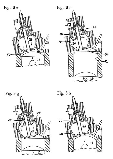 Patent US6340013 - Four-stroke internal combustion engine