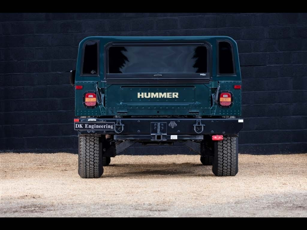 AM General Hummer H1. Very Rare RHD - Just 3,800 Miles
