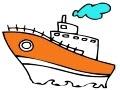 Oyunu Iki Denizaltı Ve Savaş Gemisi Boyama Sayfası çevrimiçi