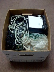 My box of computer junk