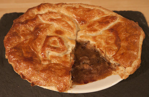 One Man's Travels: Traditional English Steak & Ale Pie Recipe
