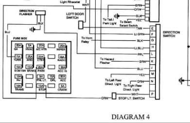 1997 chevy headlight switch wiring diagram 29 1989 chevy c1500 wiring diagram wiring diagram list  29 1989 chevy c1500 wiring diagram