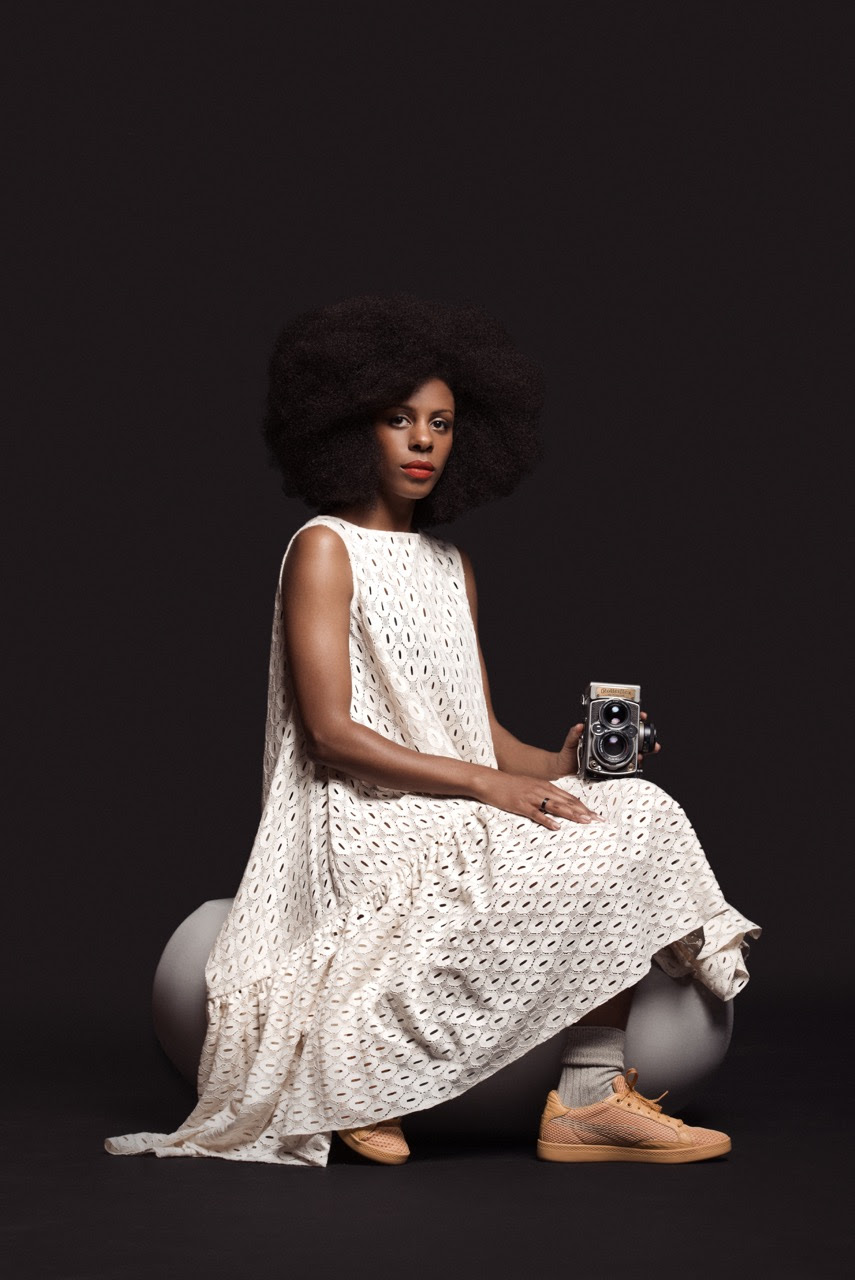 Solange X PUMA Word to The Woman Collection - BellaNaija - August 2015004