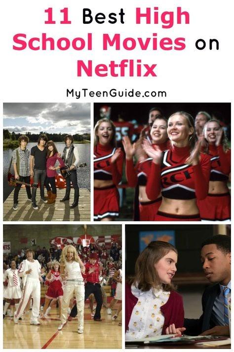 High School Movies On Netflix