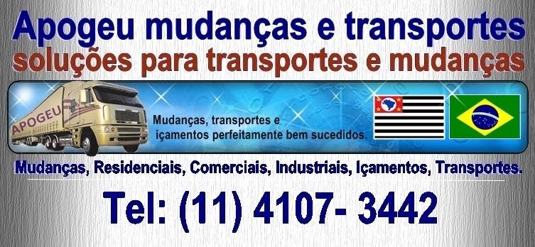 Empresa de mudanças e transportes em São Paulo-SP