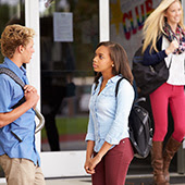 Protect your School Child with Security Cameras